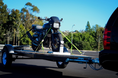 Motorcycle Tow and Transport